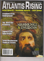 Atlantis Rising Mag Neanderthals & Civilization Sept/Oct 2013 013120nonr