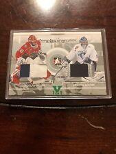08/09 ITG BTP Prospect Combos Patch Havlak/Holtby Hockey Card #PC-04 1V1