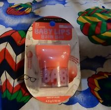 NIP MAYBELLINE BABY LIPS BALM BALL KISS OF ROSE 85