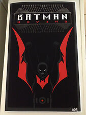 Batman Beyond poster print