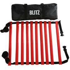 Blitz Speed Agility Ladder - Red Black