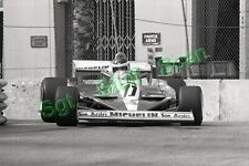 1978 Formula 1 racing photo negatives (5) Lauda, Reutemann, Jabouille + USGP