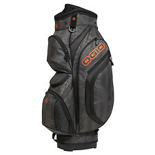 2016 Ogio PRESS Golf Cart Bag Raceday/Orange