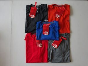 North Face Men's Short Sleeve LFC Reaxion Amp Crew Tee NWT