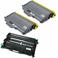 3 PK TN360 DR360 Compatible Toner and Drum Unit For Brother MFC-7440N MFC-7840W