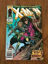 Uncanny X-men 266 (1981)! 1st Gambit! High Grade!
