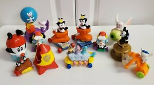 Animaniacs Lot of 11 McDonalds Happy Meal Toys 90's Vintage