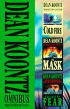 """Dean Koontz Omnibus: """"Cold Fire"""", """"Face of Fear"""", """"The Mask"""" v. 1, Koontz, Dean,"""