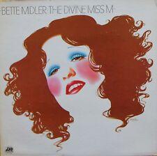 "Vinyle 33T Bette Midler ""The divine miss M"""