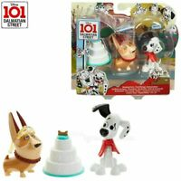 Disney 101 Dalmatian Street Clarissa & Dylan Wedding Party Playset Figures Toy