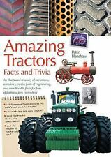 Amazing Tractor Facts & Trivia - VeryGood - Henshaw, Peter - Spiral-bound