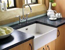 Astracast Sudbury 1.0 Bowl Ceramic Gloss White Sit-In Kitchen Sink RRP £375
