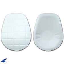 CHAMPRO FKPUL-A  ADULT VARSITY   FOOTBALL KNEE PADS - WHITE
