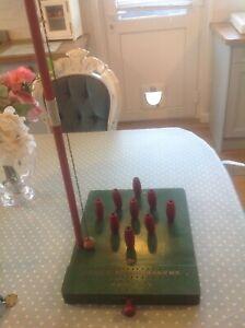 """Vintage RENO  Bar Skittles Game 32"""" high x16"""" x 12"""""""