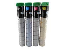 Ricoh MP C2030, C2051, C2551 Toner Cartridge Color Set - 4 Pack KCMY (841280, 84