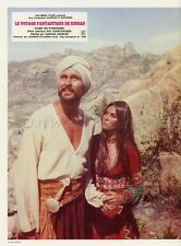 JOHN PHILIP LAW THE GOLDEN VOYAGE OF SINBAD 1973 VINTAGE LOBBY CARD ORIGINAL #12