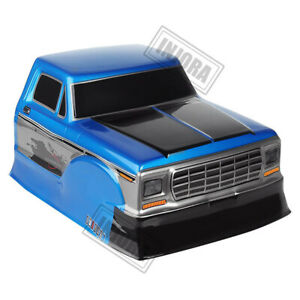 Half Pickup Head Body Shell Ford F150 for 1/10 RC Axial SCX10 90046 TRX4 D90 MST