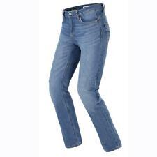 Spidi J-Tracker L30 Short Motorcycle Motorbike Protective Jeans Blue