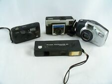 Camera Parts Lot Kodak KB Zoom Ektralite 10 Instamatic x-15 Advantix 2100 Auto