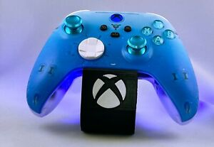 "Custom Microsoft Xbox Series S/X controller ""Deep Blu"" (Model 1914)"