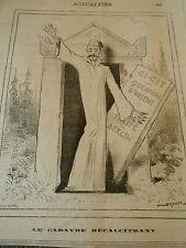 Typo 1880 Le Cadavre récalcitrant Orient