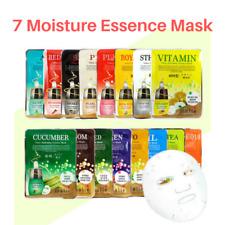 7 Moisture Essence Face Mask Sheet Korean Beauty Facial Healthy Nature Skin Care