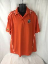 89th PGA Championship Southern Hills Oklahoma State Dry Tec Golf Polo Men's XL