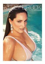 Kelly Brook Official 2018 Calendar A3 Wall Calendar Hot Sexy Curves Model NEW UK