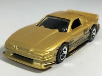 Hot Wheels 1999 Ford Mustang Cobra Metalflake Gold HW Mainline Loose