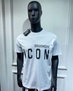 T-shirt Dsquared Icon Ibrahimovic