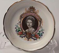 1977 Queen Elizabeth II Silver Jubilee Pin Dish Price Kensingston