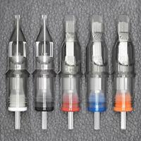 Professional Disposable Sterilized Tattoo Needle Cartridge Round Liner 20pcs US