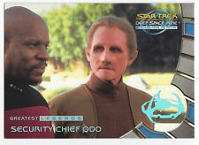 TC Deep Space Nine DS9 Memories from the Future Greatest Legends Odo L3