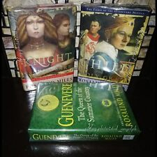 Guenevere Complete Series by Rosalind Miles - Hardcover Book Set