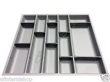 PORTAPOSATE 45 cucina LUBE cucine grigio cassettiera con vani fissi PP45-F