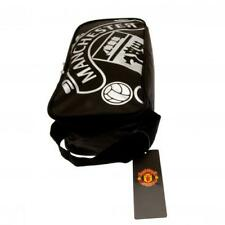 Official Licensed Football Product Manchester United Boot Bag RT Shoe Black