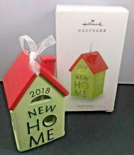 2018 Hallmark Keepsake New Home