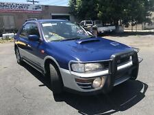 1995 Subaru Gravel Express