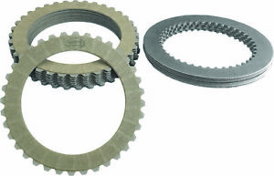 Clutch Plate Kit For Pro Clutch (#1048-0007) EnO. RP-0007 For 90-97 Harley