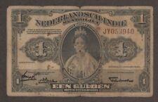 Netherlands Indies - 1 Gulden - 1920 - Pick # 100 - Muntbiljet Indonesia