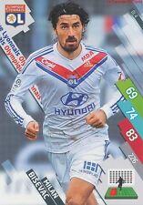 OL-04 MILAN BISEVAC # SERBIA LYON CARD ADRENALYN FOOT 2015 PANINI