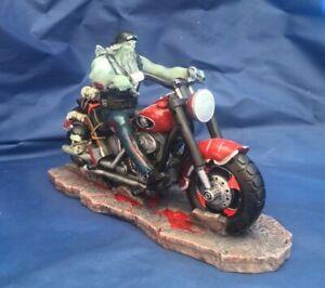 Zombie Biker Ornament by James Ryman Brand New Boxed Figurine