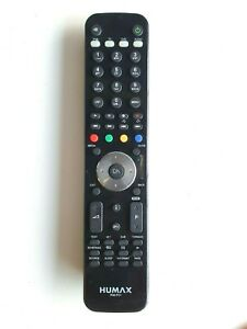 Genuine Humax RM-F01 Freesat Remote For 320/500GB/1TB Foxsat HDR Boxes
