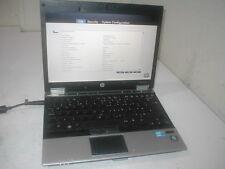 HP Elitebook 2540p Core i5 540M 2.53Ghz 4Gb 320GB Laptop R5