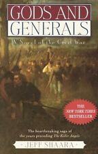 Gods and Generals, Jeff Shaara, 0345404920, Book, Good