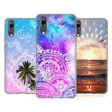 Head CASE DESIGNS DREAM Doodle Soft Gel Case for Huawei Phones