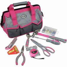SCA Tool Bag Kit 20 Piece Pink