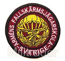 Sweden Swedish Army Paratrooper with Golden Eagle Patch