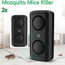 Double Head Ultrasonic Insect Pest Cockroach Repeller Mice Repeller Rodent Tools