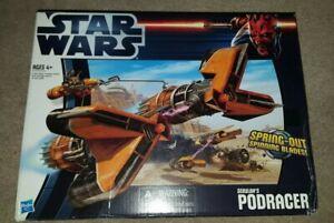 Star Wars: Ep 1 - The Phantom Menace - Sebulba's Podracer - Boxed - Complete